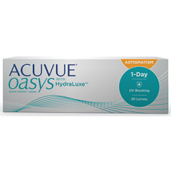 Oasys 1-Day for Astigmatism